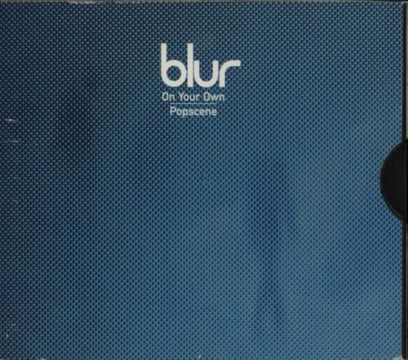 Blur-On-Your-Own-CD-single-CD5-5-Australian-8851542-EMI-1997