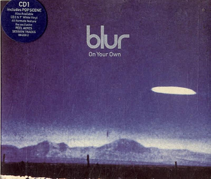 Blur-On-Your-Own-2-CD-single-Double-CD-single-UK-CDFOOD-S98-FOOD-1997