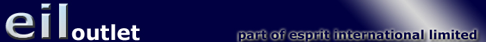 EIL outlet - part of Esprit International Limited