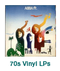 Vinyl LPs from the 70s