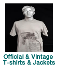 Official & Vintage T-shirts & Jackets