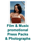 Publicity Press Packs & Promotional Photographs