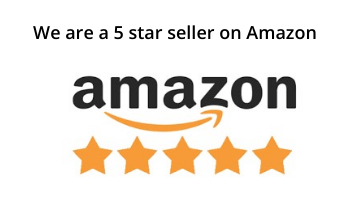 We are a top seller on Amazon